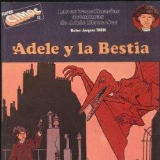 Cómics: SUPER CIMOC Nº 1. ADELE Y LA BESTIA.. Lote 19056264