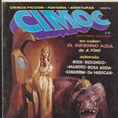 Cómics: CIMOC Nº 9. Lote 19099378