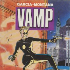 Cómics: COLECCIÓN CLAN Nº 1 ''VAMP''. Lote 19106950