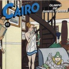 Cómics: CAIRO Nº 41.. Lote 20199921