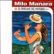 Cómics: COMIC NORMA COL.MILO MANARA -EL PERFUME DEL INVISIBLE Nº 2 DE 2. Lote 27385996