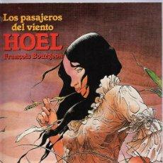 Cómics: LOS PASAJEROS DEL VIENTO. HOEL. CIMOC EXTRA COLOR Nº 49. ¡IMPECABLE!. Lote 20279635
