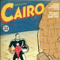 Cómics: CAIRO - Nº 33. Lote 27065836