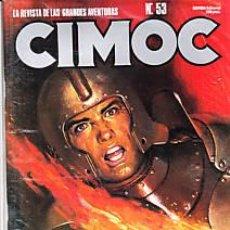 Cómics: CÓMIC CIMOC Nº 53 ( NUEVA ÉPOCA ) ED.NORMA.SEGRELLES,BERMEJO,ETC...EXCLT.. Lote 27280316