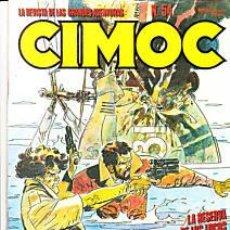 Cómics: CÓMIC CIMOC Nº 54 ( NUEVA ÉPOCA ) ED.NORMA.MANARA,FONT,GARCÉS,ETC...EXCLT.. Lote 27280317