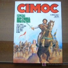 Cómics: CIMOC. EXTRA Nª 5 ESPECIAL HISTORIA. NORMA EDITORIAL. Lote 20396880