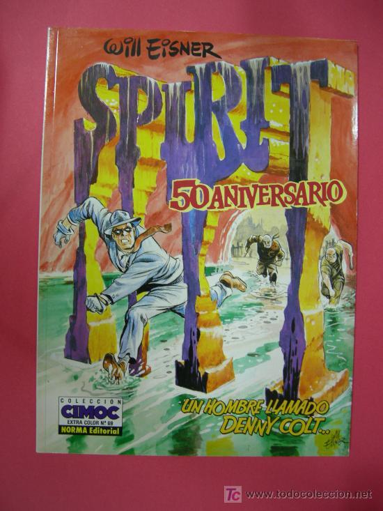 COLECCION CIMOC EXTRA COLOR Nº 69 IMPECABLE**NORMA EDITORIAL*1ª EDICION 1990* (Tebeos y Comics - Norma - Cimoc)