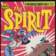 Cómics: THE SPIRIT Nº 38. NORMA EDITORIAL.. Lote 179236750