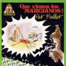 Cómics: QUE VIENEN LOS MARCIANOS. PAT MALLET. NORMA EDITORIAL.. Lote 26652753
