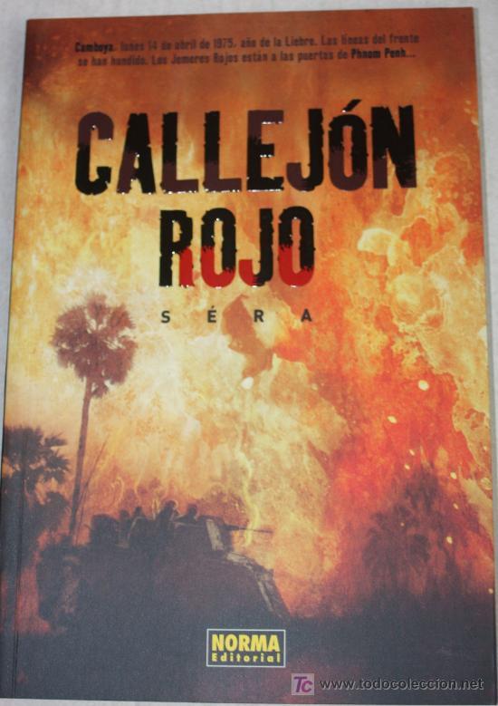 CALLEJON ROJO (SERÁ) , 50% DE DESCUENTO (Tebeos y Comics - Norma - Comic Europeo)