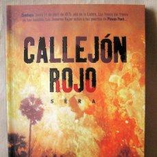 Cómics: CALLEJÓN ROJO - NORMA ED – NUEVO (PRECINTADO). Lote 67504777