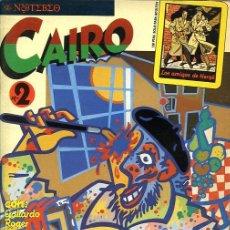 Cómics: CAIRO Nº 2 - EL NEOTEBEO - NORMA - 1981. Lote 20654530