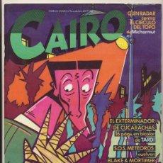 Cómics: CAIRO Nº 17.. Lote 20679836