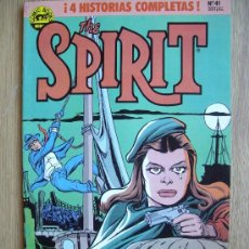 Cómics: THE SPIRIT. Nº 41. WILL EISNER. NORMA. Lote 27172001