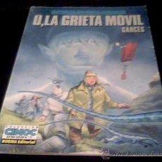 Cómics: U, LA GRIETA MOVIL. HISTORIAS DEL NORTE PROFUNDO. GARCES. CIMOC EXTRA COLOR Nº 73. NORMA EDITORIAL.. Lote 20895263