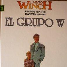 Cómics: LARGO WINCH / EL GRUPO W. Lote 26596965