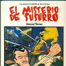 Comics: COL. ALBUM CAIRO Nº 8 - DANIEL TORRES - EL MISTERIO DEL SUSURRO - TAPA DURA M.B.ESTADO. Lote 26514852