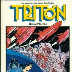 Cómics: COL. ALBUM CAIRO Nº 4 - DANIEL TORRES - TRITON - TAPA DURA M.B.ESTADO. Lote 26419217