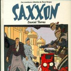 Cómics: COL. ALBUM CAIRO Nº 12 - DANIEL TORRES - SAXXON - TAPA DURA M.B.ESTADO. Lote 26514853