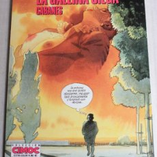 Cómics: LA GALLINA CIEGA. CIMOC EXTRA COLOR 80, 81 (NUMERO DOBLE). Lote 24906689