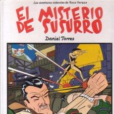 Cómics: LAS AVENTURAS SIDERALES DE ROCO VARGAS , 2 EJEMPLARES /AUTOR: DANIEL TORRES. Lote 27543709