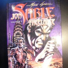 Cómics: JON SABLE FREELANCE MIKE GRELL NORMA 2007 ...........EST PRE EAC. Lote 21929414