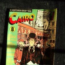 Cómics: CAIRO Nº 8. Lote 21955538