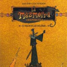 Cómics: LA MAZMORRA - CREPÚSCULO, EL VOLCÁN DE LOS VAUCANSON - CJ90. Lote 22388048