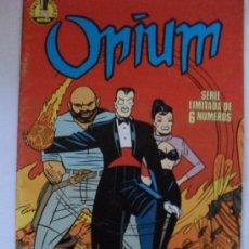 Cómics: OPIUM Nº 1. Lote 22550312