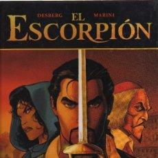 Cómics: EL ESCORPIÓN 1 LA MARCA DEL DIABLO NORMA EDITORIAL EXTRA COLOR 181 TAPA BLANA . Lote 26745090