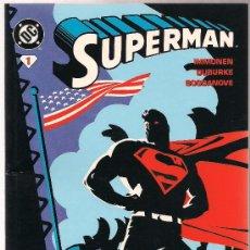 Cómics: SUPERMAN Nº 1. Lote 27210432