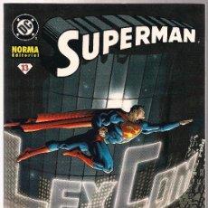 Cómics: SUPERMAN Nº 13 NORMA. Lote 27210436