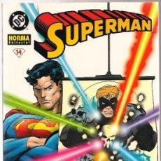 Cómics: SUPERMAN Nº 14 NORMA. Lote 27210437