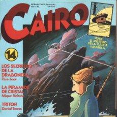 Cómics: CAIRO 14 NORMA. Lote 22773492