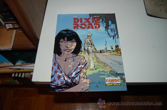 DIXIE ROAD. VOLUMEN 1. DUFAUX Y LABIANO (Tebeos y Comics - Norma - Comic Europeo)