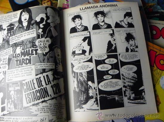 Cómics: GRAN LOTE 14 COMICS CIMOC - CÓMIC PARA ADULTOS REVISTA AVENTURA ERÓTICO CIENCIA FICCIÓN MANARA PRATT - Foto 3 - 25852762