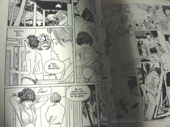 Cómics: GRAN LOTE 14 COMICS CIMOC - CÓMIC PARA ADULTOS REVISTA AVENTURA ERÓTICO CIENCIA FICCIÓN MANARA PRATT - Foto 6 - 25852762