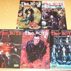 Cómics: THE BOYS 1/5 POR GARTH ENNIS Y DARICK ROBERTSON. Lote 24260912