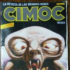 Cómics: CIMOC FANTASIA Nº 8 CONTIENE LOS NUMEROS 32-33-34 . Lote 26333498