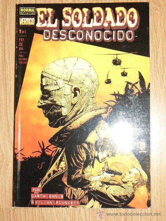EL SOLDADO DESCONOCIDO. 1 DE 2 (Tebeos y Comics - Norma - Otros)