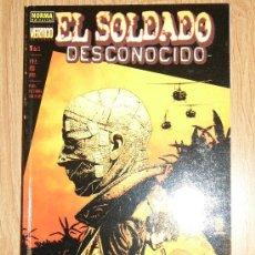Cómics: EL SOLDADO DESCONOCIDO. 1 DE 2. Lote 27214776
