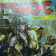 Cómics: CIMOC PRIMAVERA 1 NUMEROS 33-34-35. Lote 24392732