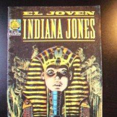 Cómics: EL JOVEN INDIANA JONES Nº 1 DE 12 NORMA DAN BARRY .....C14 EAC. Lote 24409032