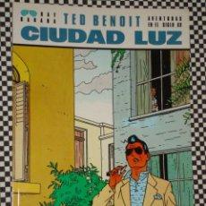 Cómics: COLECCION CIMOC EXTRA COLOR Nº 97* CIUDAD LUZ * TED BENOIT * NORMA EDITORIAL * AÑO 1992 *. Lote 86210576