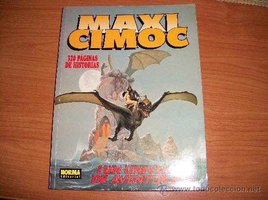 MAXI CIMOC Nº 3 NORMA EDITORIAL (Tebeos y Comics - Norma - Cimoc)