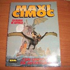 Cómics: MAXI CIMOC Nº 3 NORMA EDITORIAL . Lote 24660460