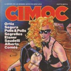 Cómics: CIMOC 84 NORMA EDITORIAL. Lote 24696158