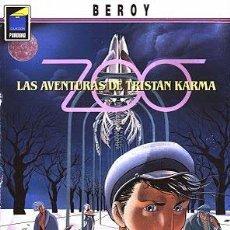 Cómics: LAS AVENTURAS DE TRISTAN KARMA DE BEROY. Lote 26911738