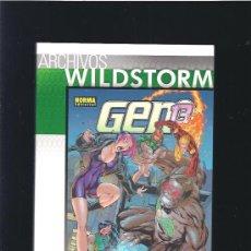 Cómics: ARCHIVOS WILDSTORM GEN 13 NUMERO 6. Lote 25039562