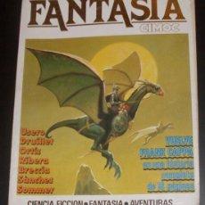 Cómics: FANTASIA CIMOC Nº 2. Lote 25131411